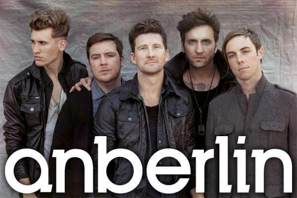 Anberlin Tour Dates 2012 Announced